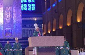 Santa Missa no Santuário Nacional
