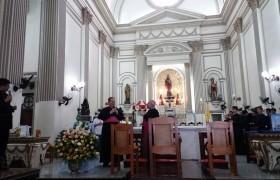 Oração do terço pela paz na Cidade de Campos – RJ