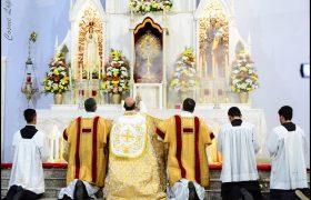 Novena do Senhor Bom Jesus Crucificado