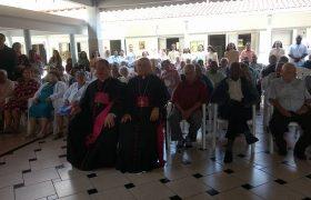 Visita do Núncio Apostólico ao Abrigo dos Idosos José Lima