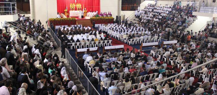 Festa dos 15 anos da Administração Apostólica