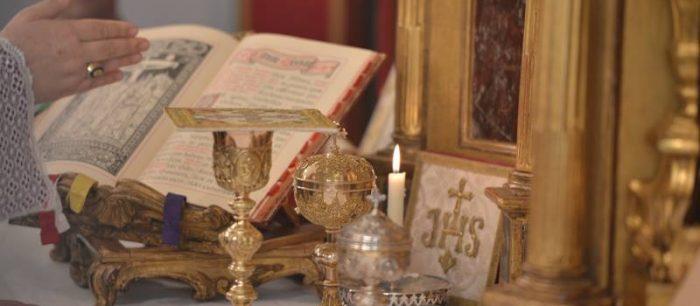 Santa Missa no Rito Tridentino