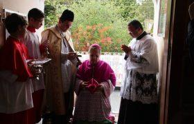 Início da visita Pastoral de Dom Fernando em Pádua