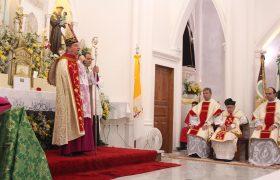 Jubileu de Ouro Sacerdotal de Monsenhor Eduardo, 50 anos de Sacerdócio