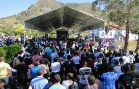 22ª Peregrinação Anual ao Santuário de Aparecida, Calheiros – RJ