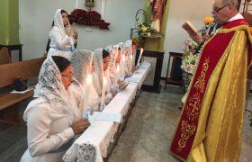 Admissão das Filhas de Maria