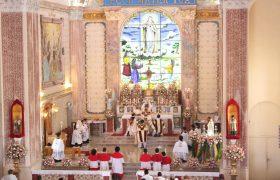 Festa de Cristo Rei na Igreja Principal da Administração Apostólica