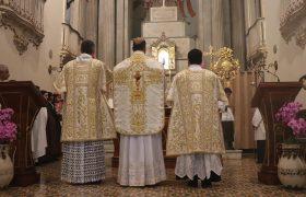 Peregrinação da Ordem Terceira do Carmo e da Paróquia do Senhor Bom Jesus a Aparecida
