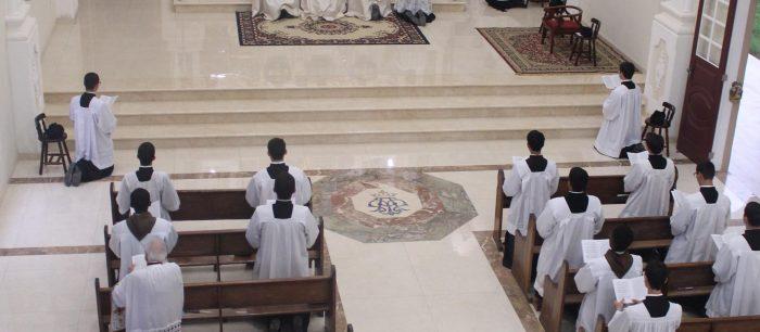 Início da Novena à Imaculada Conceição
