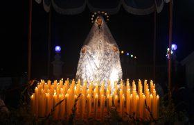 Festa de Nossa Senhora das Graças em Varre-Sai, RJ.