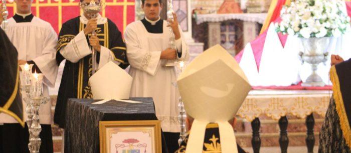 Santa Missa Pontifical de 7º dia em sufrágio da alma do Cardeal Castrillón