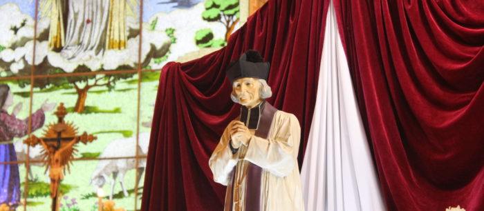 Festa de São João Maria Vianney Patrono da nossa Administração Apostólica