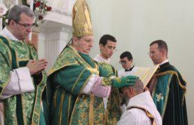 Ordenação Sacerdotal do Monge D. Maria Gregório Ribeiro Paulo OSB