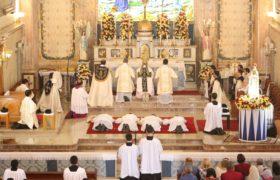 Ordenação Diaconal e Ordens Menores