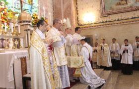 Ordenação Sacerdotal do Pe. João Batista Ferreira Fabre