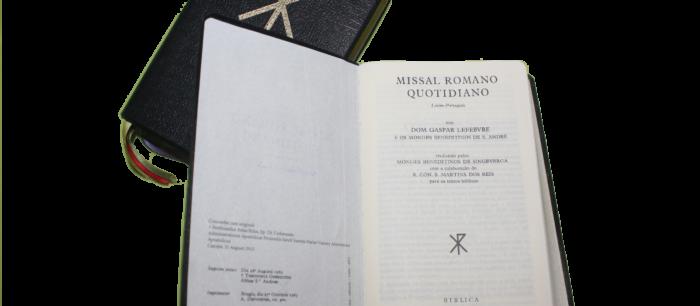 Promoção de Quaresma e Páscoa! Missal Romano Quotidiano